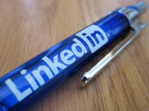 via Flickr: LinkedIn pen | Lisa Scarborough | CC-BY 2.0